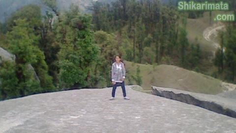 Rampusharan-hill-top-kandha-shikari-mata